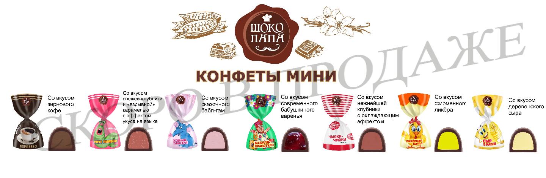"Интернет-магазин ""ШокоПапа"""